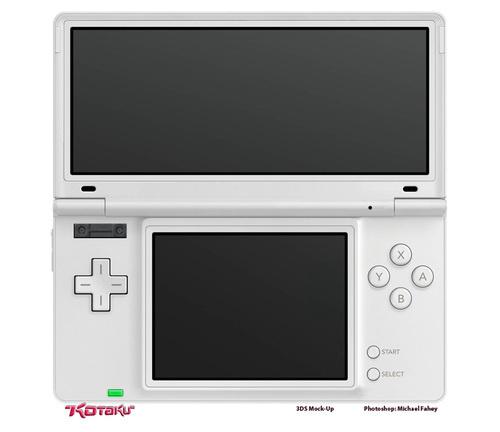 Il Nintendo 3DS secondo un blogger cinese