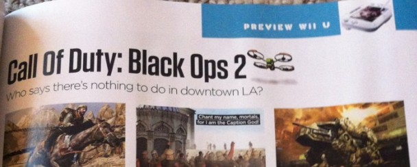 [Report] Call of Duty Black Ops II in arrivo su Nintendo Wii U