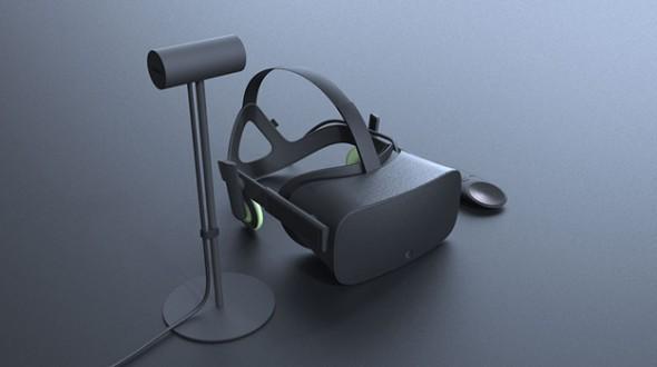 Oculus Rift nella sua versione definitiva