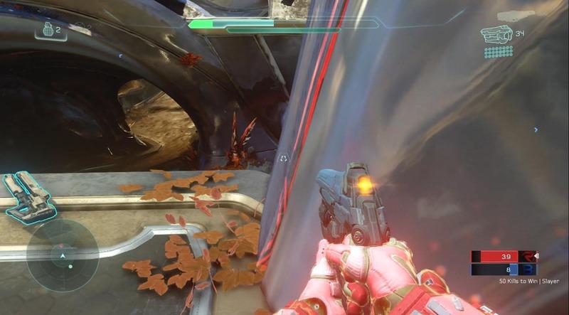 Trapelano nuove immagini di Halo 5 Guardians