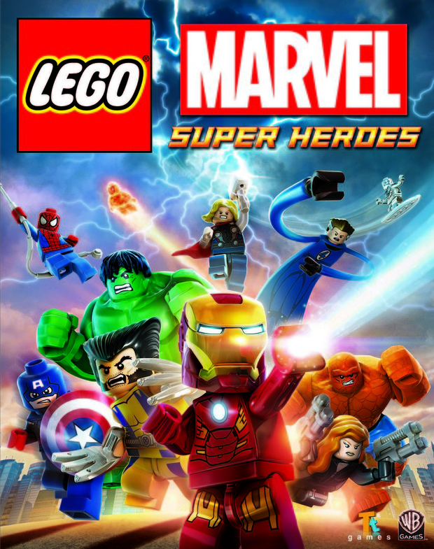 Fast link lego marvel super heroes recensione