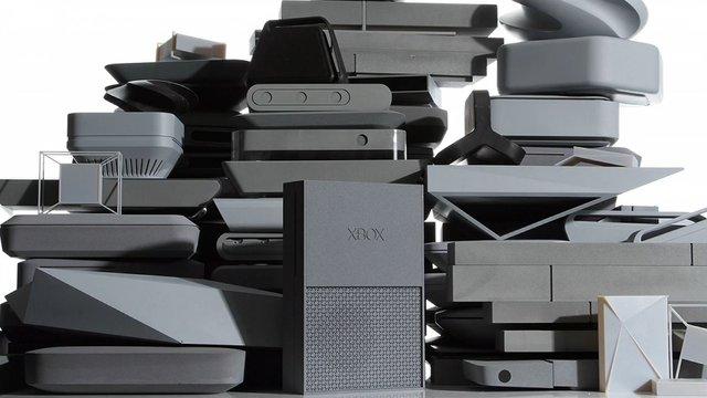 Microsoft mostra i vari prototipi di Xbox One