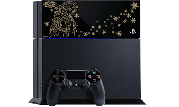 PlayStation 4: edizione limitata dedicata a Frozen