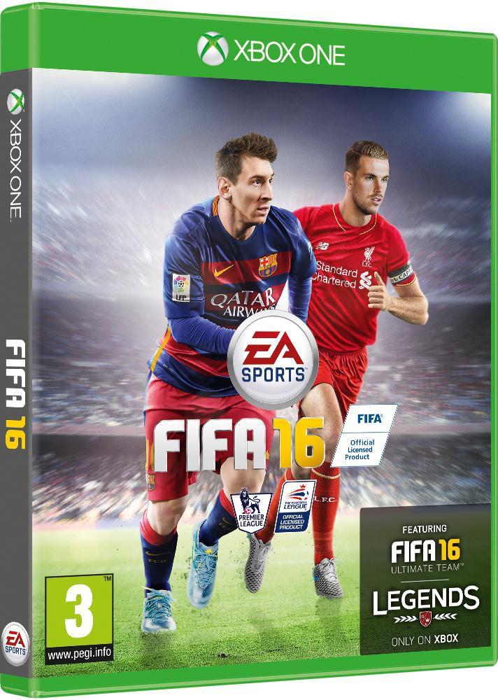 Rivelata la copertina inglese di FIFA 16. I fan non sono soddisfatti