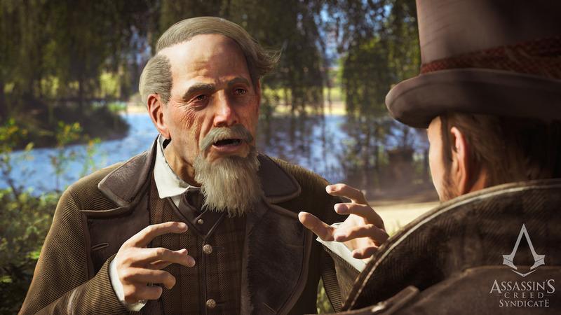 Nuove immagini di Assassin's Creed Syndicate dal Comic-Con di San Diego