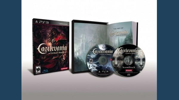 Castlevania: Lords of Shadow, dettagli della collector's edition USA