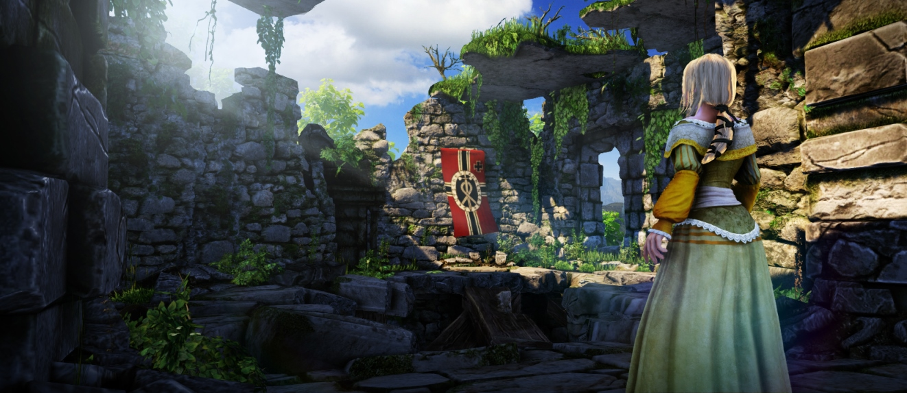 Shadow of the Eternals, disponibile un nuovo screenshot