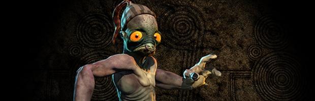 Oddworld: New 'n' Tasty ora giocabile con i controlli originali - Notizia
