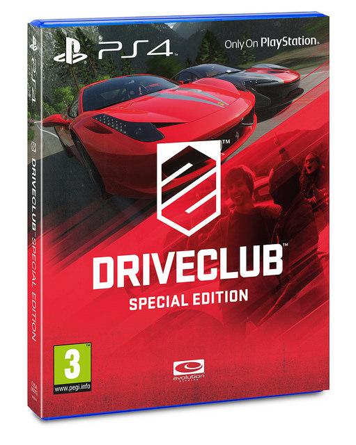 Driveclub, presentata la Special Edition: ecco tutti i dettagli