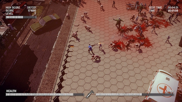 Killallzombies, sparatutto social in terza persona in arrivo su PS4