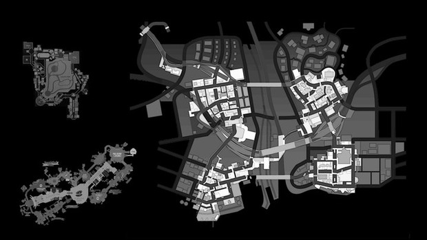 Dead Rising 3: mostrata la world map