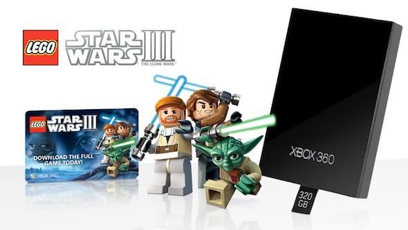 Xbox 360: Microsoft annuncia l'hard disk da 320 GB