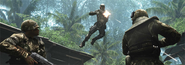 Crysis - recensione - XBOX 360