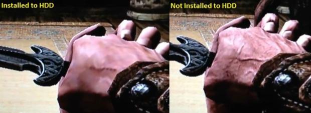 The Elder Scrolls V Skyrim: Su Xbox 360 Bethesda consiglia di non istallare il gioco su HDD