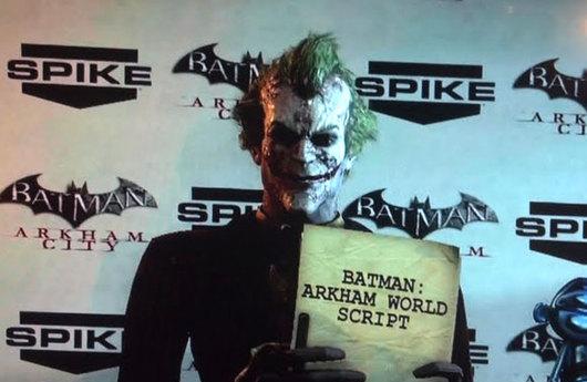Batman Arkham World preannunciato agli Spike Video Game Awards?