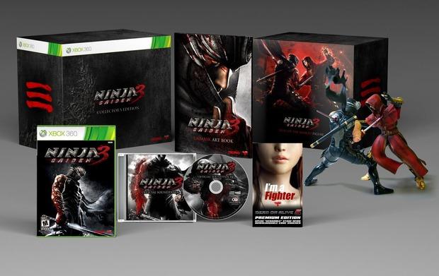 Ninja Gaiden 3: mostrata la Collector's Edition