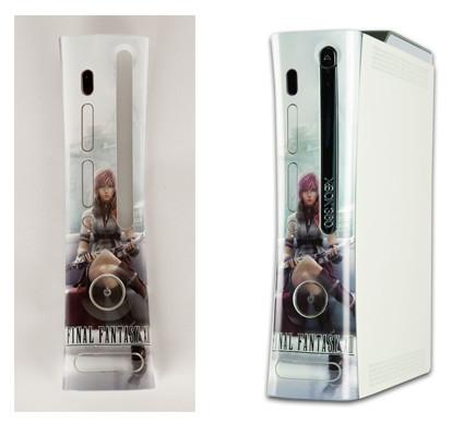 Final Fantasy XIII, Faceplate ufficiale per Xbox 360