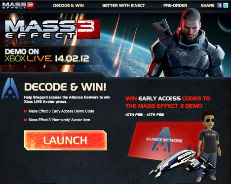 Mass Effect 3: ecco come ottenere l'accesso anticipato alla Demo