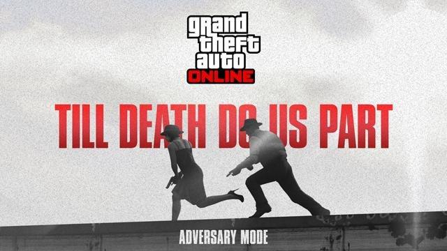 GTA Online: Arriva la modalità 'Finchè morte non vi separi'