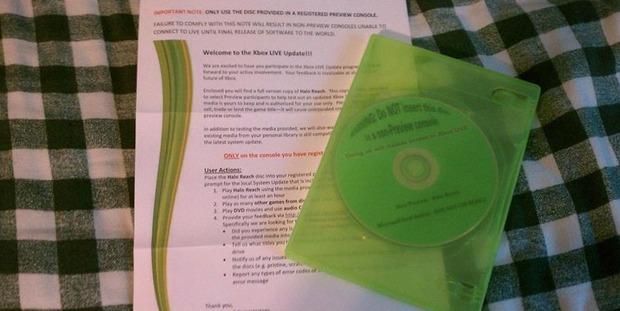 Xbox 360: Microsoft USA invia i primi dischi del nuovo programma Beta