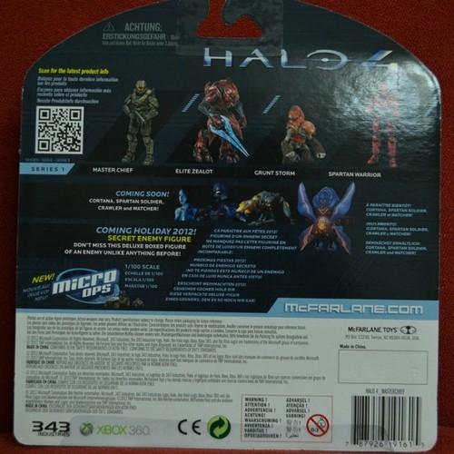 Halo 4: alcuni nuovi nemici rivelati dalla linea di modellini di McFarlane