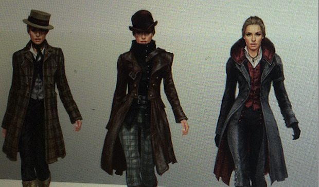 Un personaggio femminile sarà co-protagonista di Assassin's Creed Syndicate?