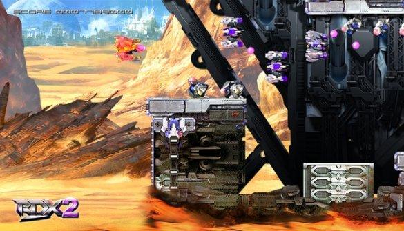 Redux 2 in fase di sviluppo per SEGA Dreamcast