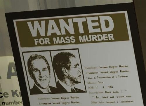 Deus Ex: Human Revolution, George Bush ricercato per omicidio di massa