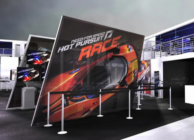 Need for Speed: Hot Pursuit Race rivelato in anticipo