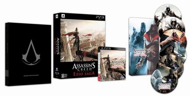 Assassin's Creed: in Giappone Ubisoft annuncia la raccolta 'Ezio Saga'