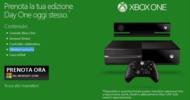 Xbox One: la Day One Edition includerà un controller celebrativo ed achievement esclusivi