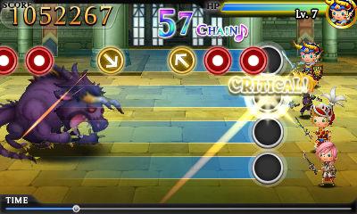 Theatrhythm Final Fantasy: dettagli sul gameplay