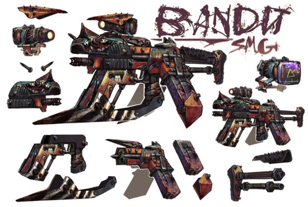 I fabbricanti di armi di Borderlands 2