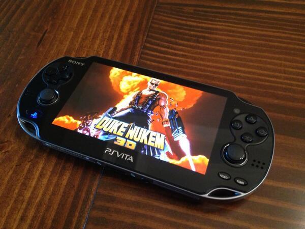 Duke Nukem 3D: Megaton Edition potrebbe arrivare su PSVita