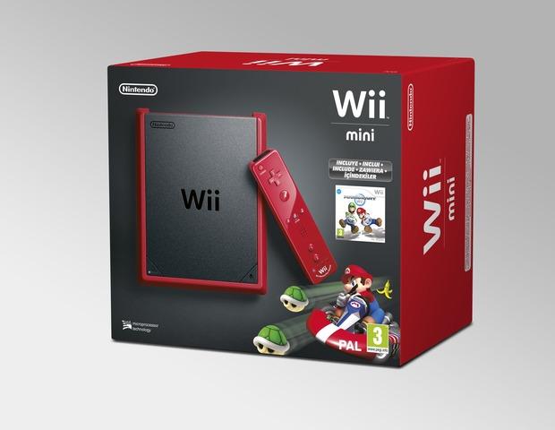 In arrivo il bundle Wii Mini + Mario Kart Wii