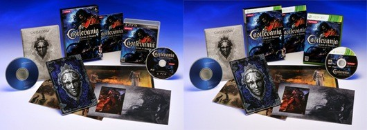 Castlevania: Lords of Shadow, in Giappone la Limited offre un titolo scaricabile