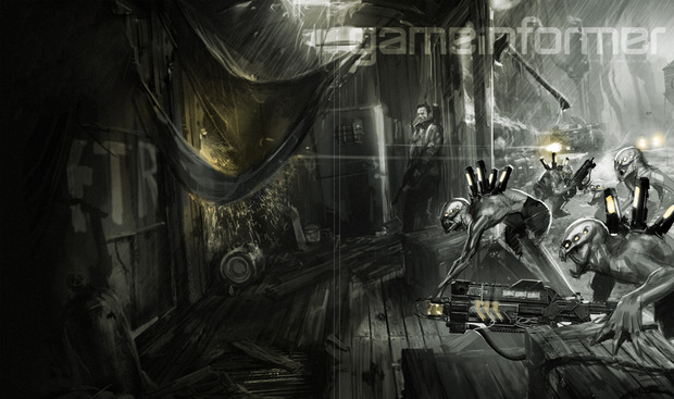 Resistance 3, ancora un artwork da GameInformer