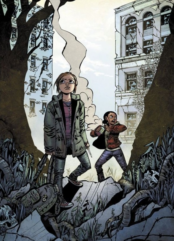 The Last of Us: al Comic Con di New York annunciato un fumetto che fa da prequel