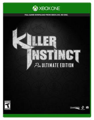 Killer Instinct: annunciata la Pin Ultimate Edition