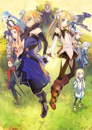 Tales of Symphonia : Dawn of the New World - recensione - Wii