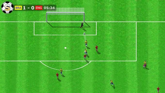 Sociable Soccer: al via la campagna Kickstarter per l'erede spirirtuale di Sensible Soccer