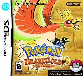 [NDS] Pokemon Versione Oro HeartGold - ITA