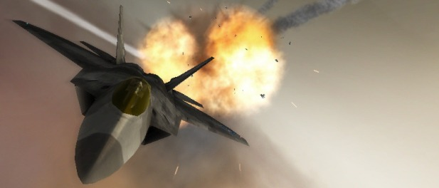 Ace Combat Assault Horizon Legacy - recensione - 3DS