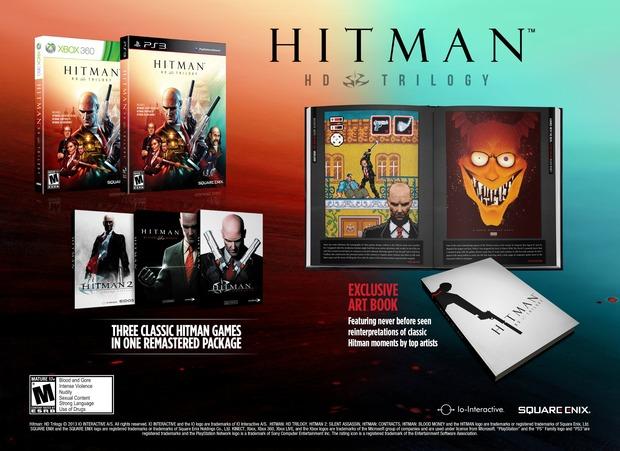 Hitman HD Trilogy: Amazon ufficializza la raccolta