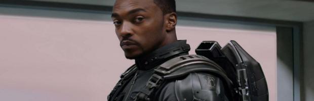 Captain America: Civil War, Anthony Mackie a ruota libera sul film - Notizia