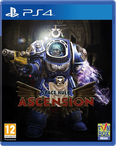 Space Hulk Ascension annunciato per PlayStation 4