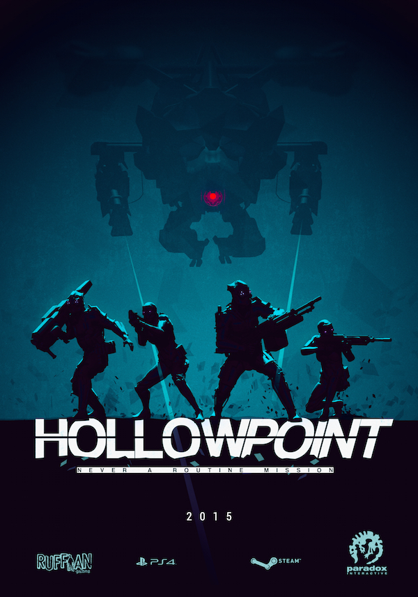 Hollowpoint si mostra in nuove immagini