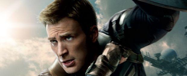 Chris Evans parla di Captain America, Avengers: Age of Ultron e... i Fantastici 4 - Notizia