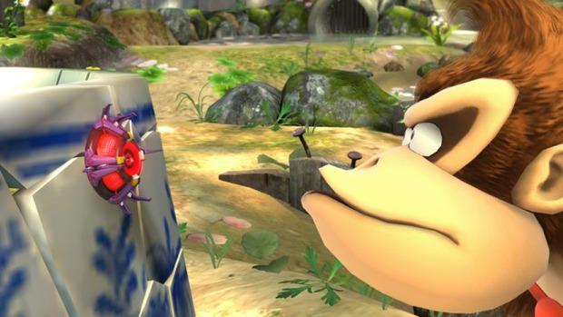 Super Smash Bros: uno screenshot per la versione Wii U