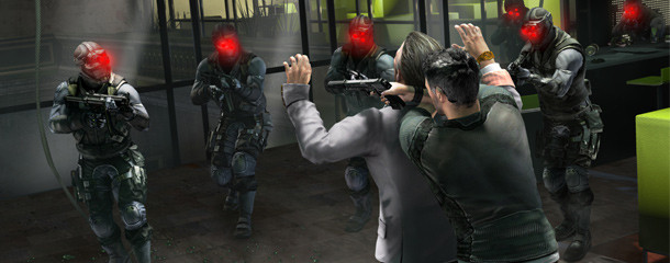 Splinter Cell: Conviction - recensione - XBOX 360